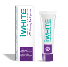 iWhite instant Whitening Toothpaste